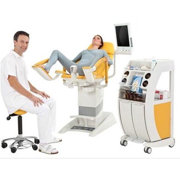 фото как правильно сидеть в гинекологическом кресле